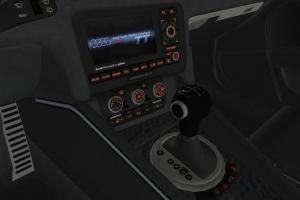 Audi Interior Car TT RS 2010